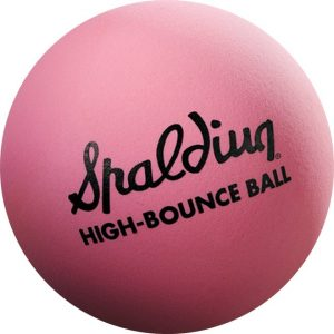 playground toy is bouncy ball
