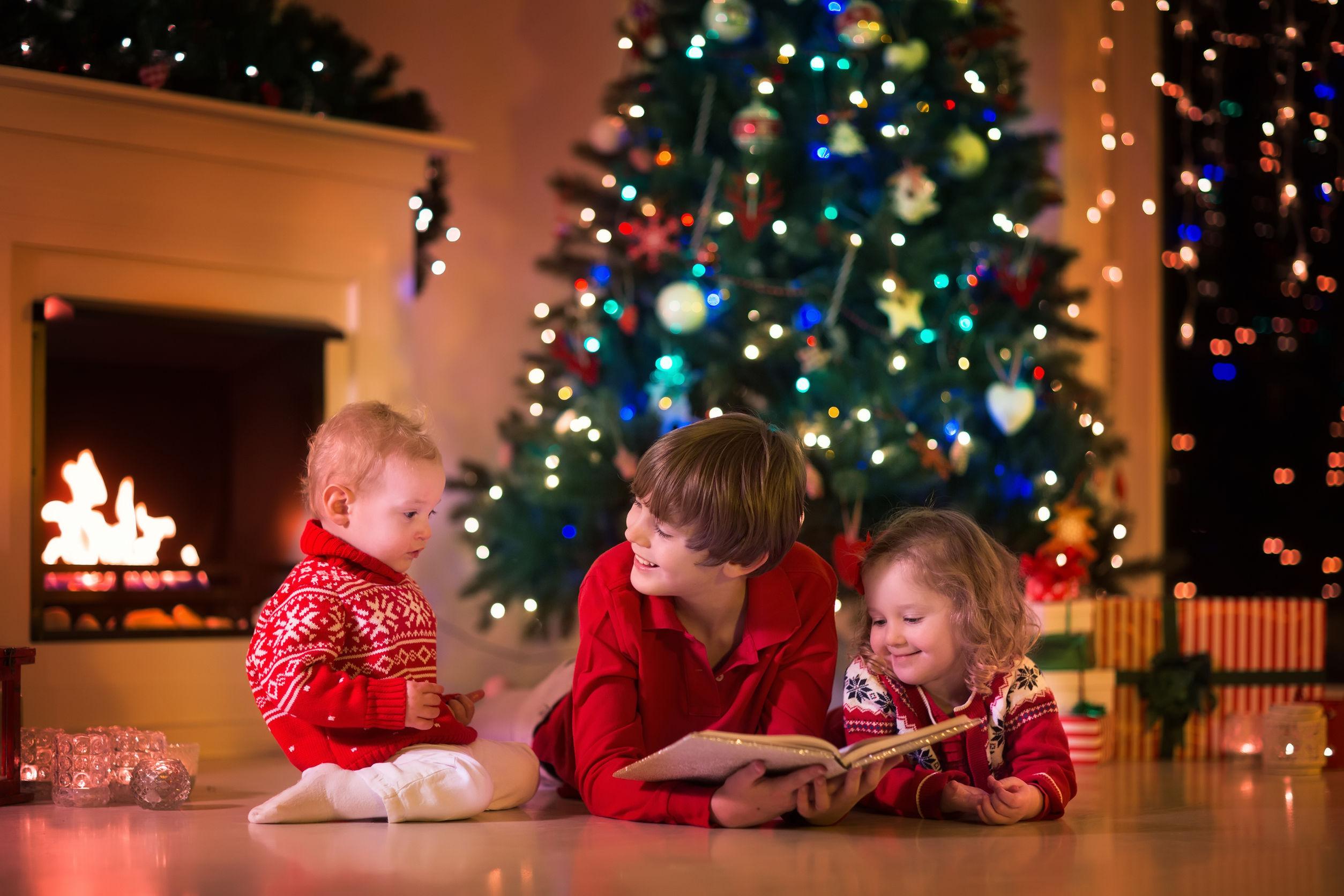 Как сделать праздник ребенку на новый год