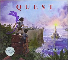 picture books, quest