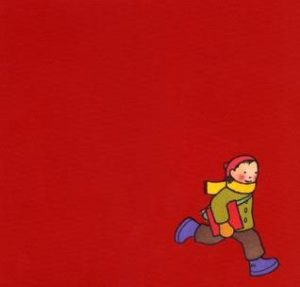 picture books, red book