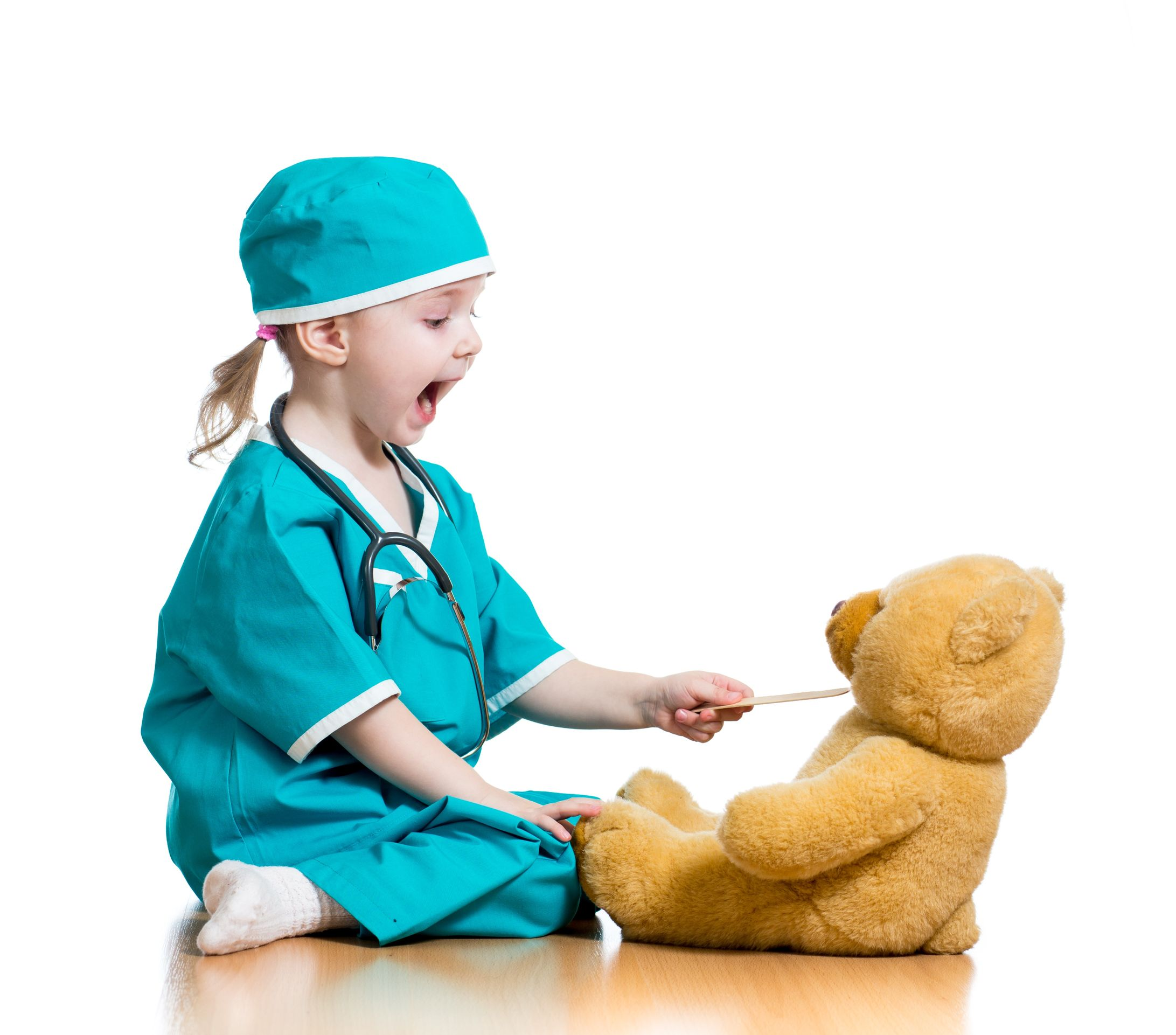 playing doctor, pretend play and cognitive development