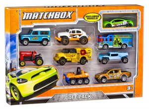 playground toy is matchbox car