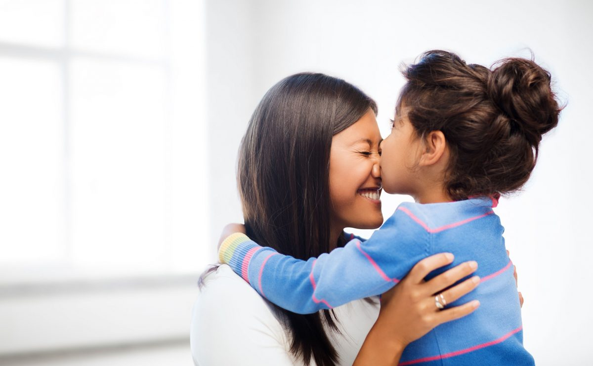 joyful parent bonding and IQ boosting
