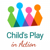 Child's Play in Action Logo