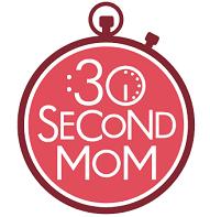 30 Second Mom Logo