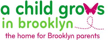 a child grows in brooklyn logo
