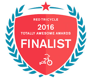 Red Tricycle 2016 Finalist