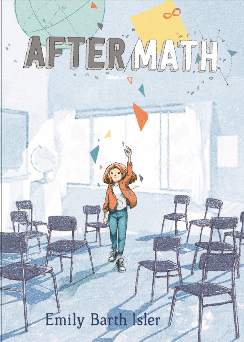 book jacket for AfterMath