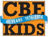 CBE Kids Logo